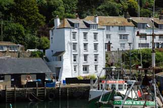Luxury Holiday Cottages in Polperro - Island House Polperro