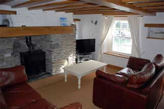 Island House Polperro. Luxury holiday cottage with sea views