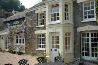 Luxury Holiday Cottages in Polperro - Lily House Polperro