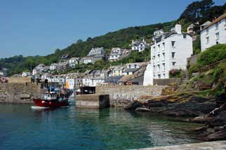 Luxury Holiday Cottages in Polperro - Island Cottage Polperro